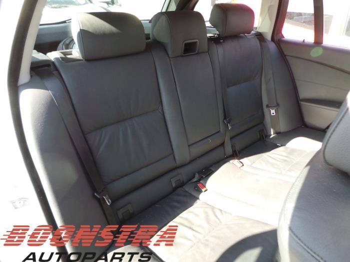 Gebruikte bmw 5 serie touring e61 535d 24v interieur for Auto onderdelen interieur