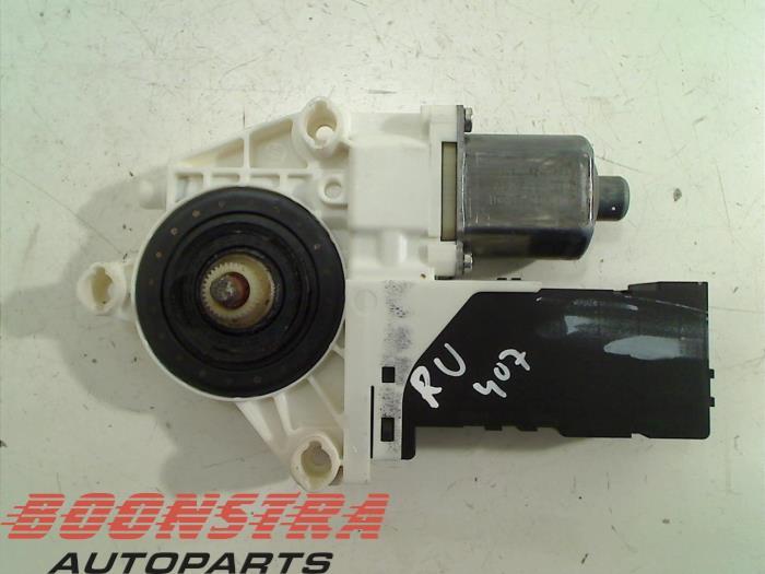 Peugeot 407 Raammotor Portier