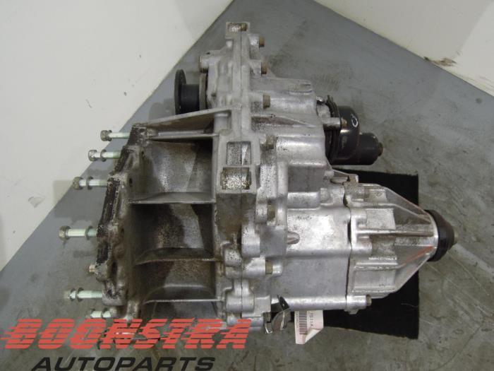 Nissan Pathfinder Tussenbak 4x4