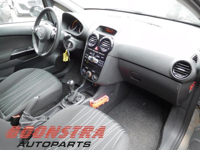 Gebruikte Opel Corsa D 1.3 CDTi 16V ecoFLEX Interieur Bekledingsset ...