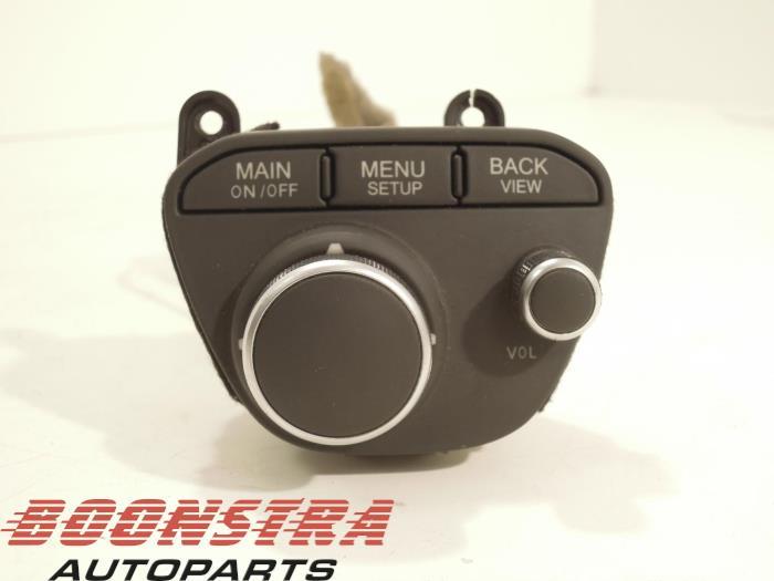 Ferrari 458 Navigatie bedienings paneel