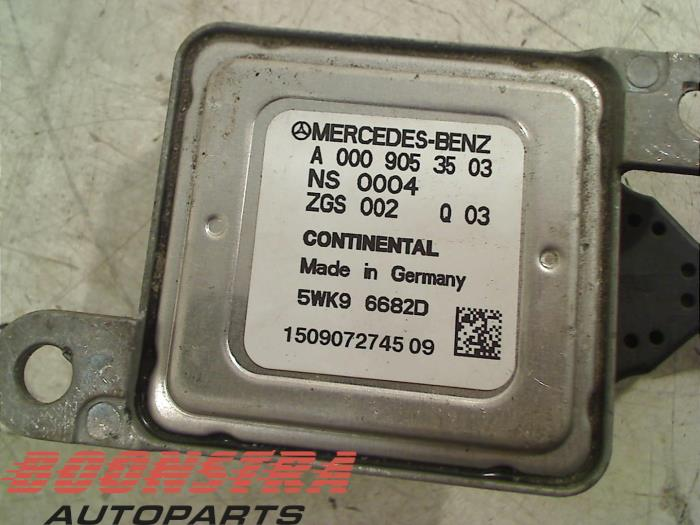 Boonstra Autoparts - Gebruikte Nox sensor voor motor en