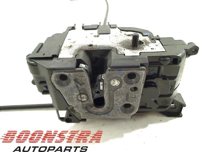 Renault Clio Rear door lock mechanism 4-door, left
