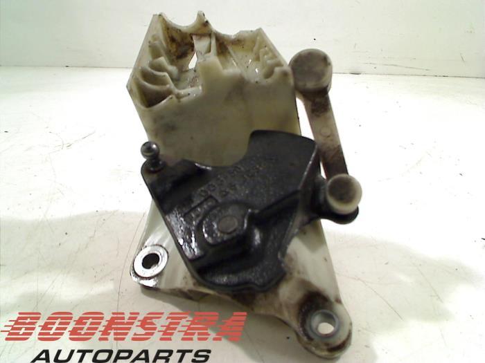 Citroen C3 Versnellingsbak Mechaniek