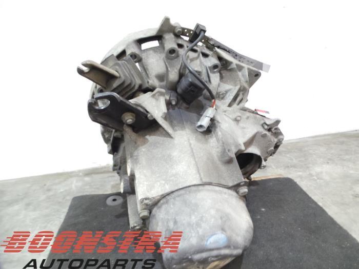 Renault Megane Versnellingsbak