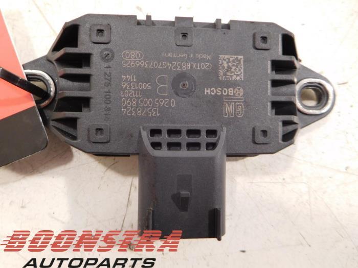 Opel Ampera Stuurhoek sensor