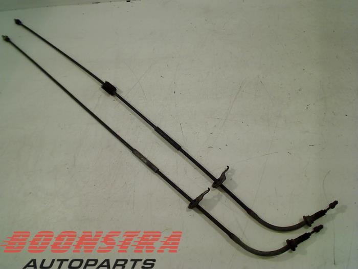 Mini Countryman Parking brake cable