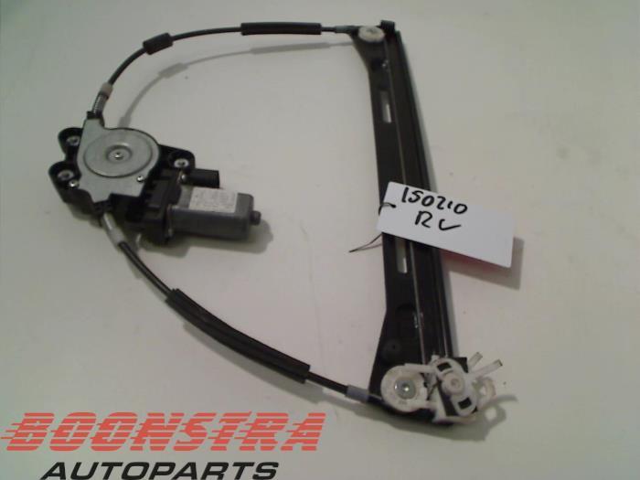 Fiat Panda Ruitmechaniek 4Deurs rechts-voor