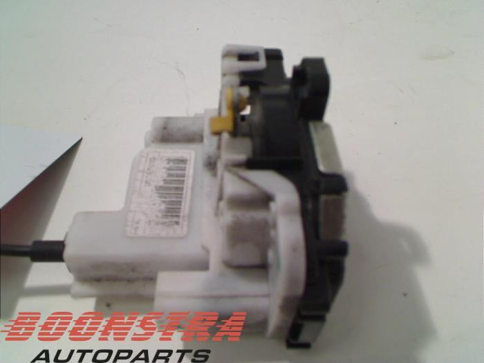 Front door lock mechanism 4-door, right Fiat Panda (5162568)
