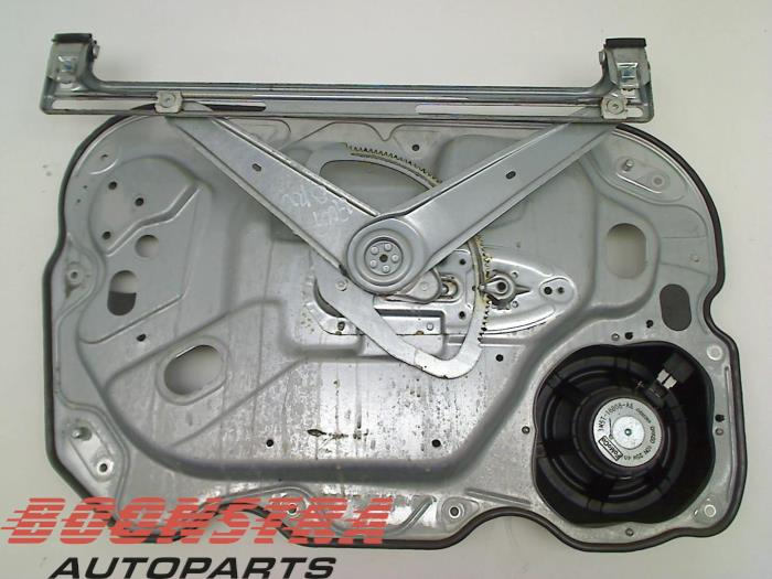 Ford Focus Ruitmechaniek 4Deurs rechts-voor