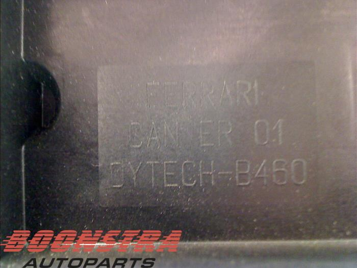 Brandstoffilter Maserati Granturismo (220074, CANER01, DYTECHB460)