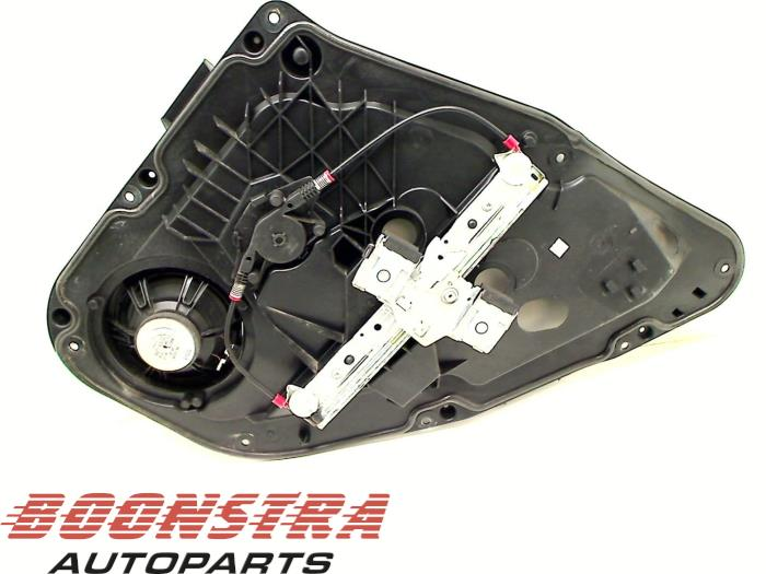 Ford Fiesta Ruitmechaniek 4Deurs links-achter