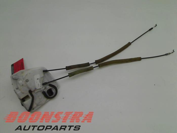Front door lock mechanism 4-door, right Mazda 6. (BC27B1004GS1D)