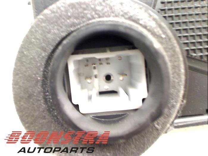 Front door lock mechanism 4-door, right Toyota Prius (6085Z5)