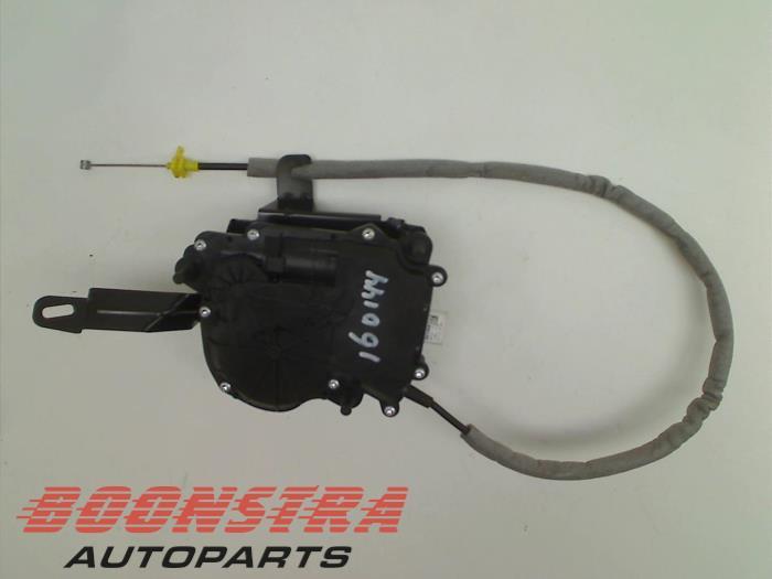 BMW 3-Serie Minibus/van rear door lock mechanism
