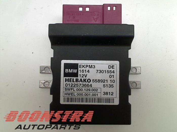 BMW 3-Serie ADM brandstof module