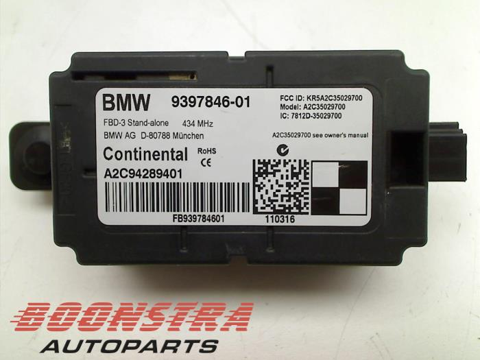 BMW I8 ACC Sensor (afstand)