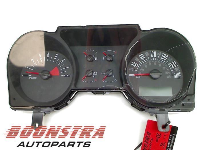 Ford Usa Mustang Kilometerteller KM
