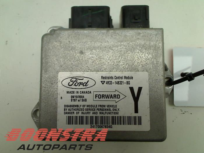 Ford Usa Mustang Airbag Module