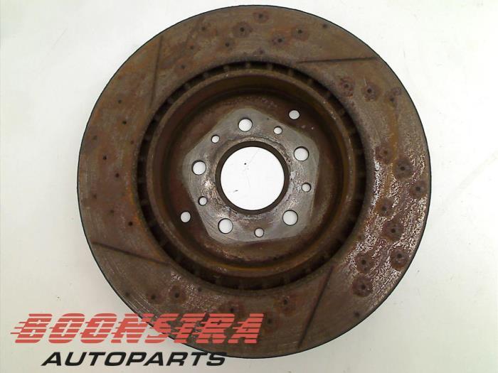 Maserati Granturismo Rear brake disc