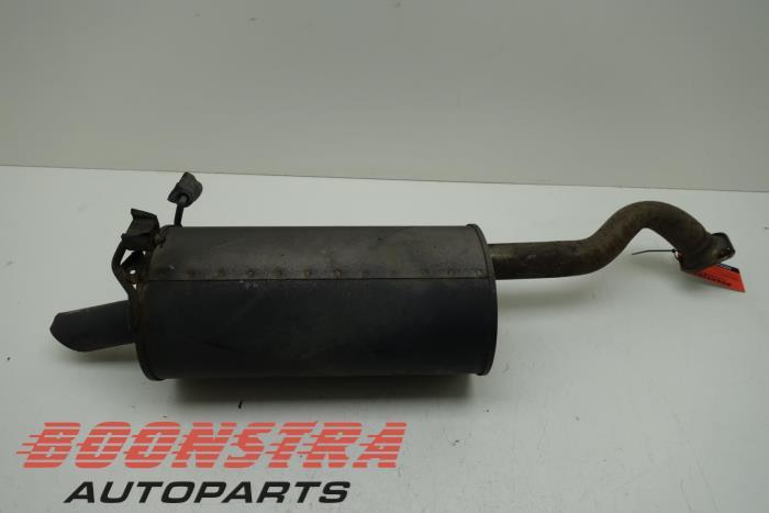 Honda CR-V Exhaust rear silencer