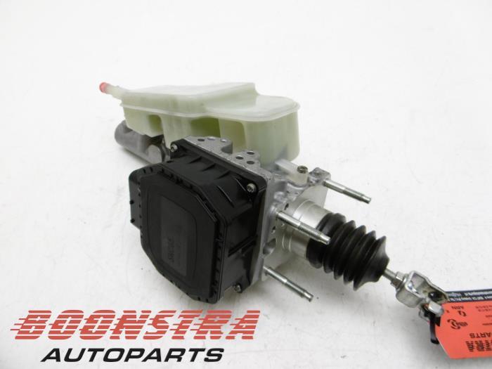 Honda Civic Brake servo