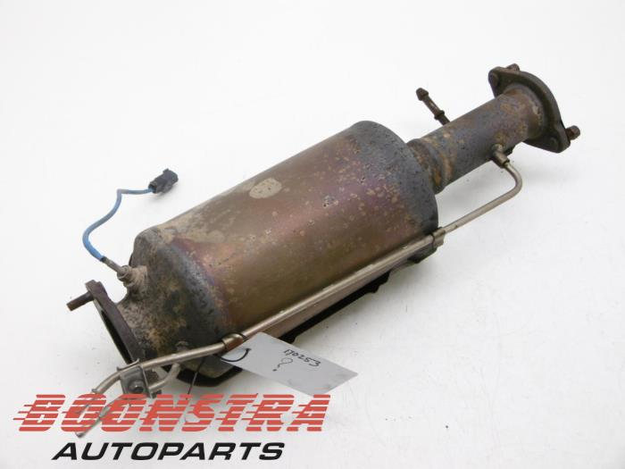 Ford Mondeo Roetfilter