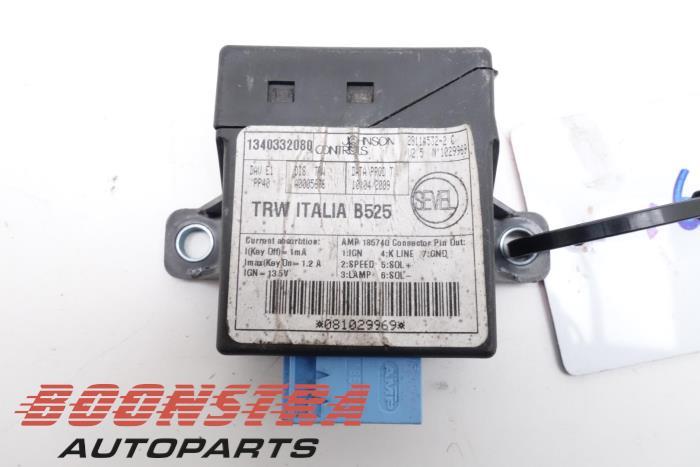 Fiat Ducato Stuurbekrachtiging Computer