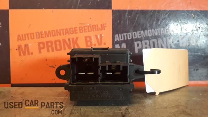 Stekker kachelweerstand - Opel Astra - O47062