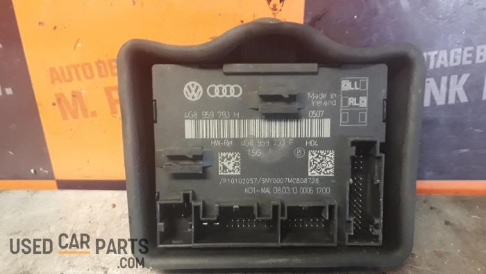 Centrale Deurvergrendelings Module - Audi A6 - O26355