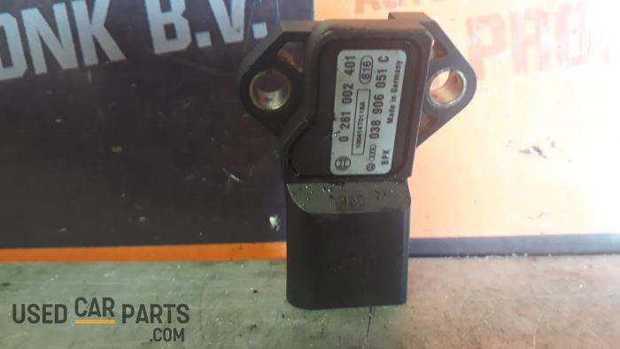 Boost pressure sensor - Volkswagen Caddy - O46667