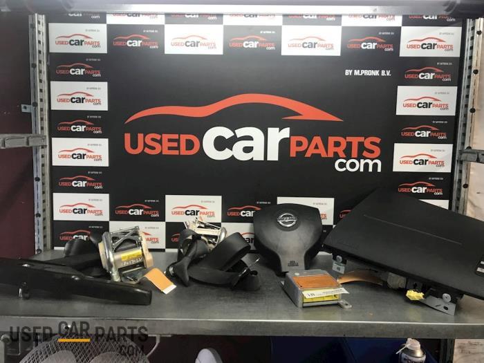 Airbag set - Nissan Tiida - O39413
