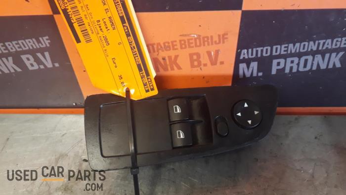 Combischakelaar ramen - BMW 1-Serie - O33785