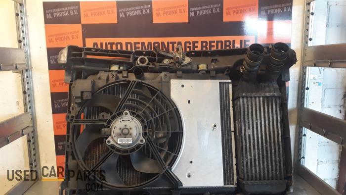 Koelerset - Peugeot 207 - O40490