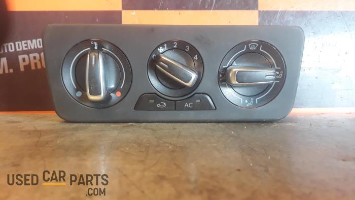 Kachel Bedieningspaneel - Audi A1 - O31561