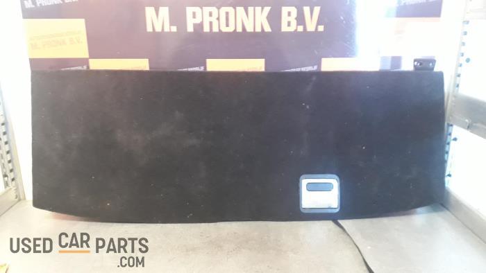 Vloerplaat bagageruimte - Mercedes R-Klasse - O28292
