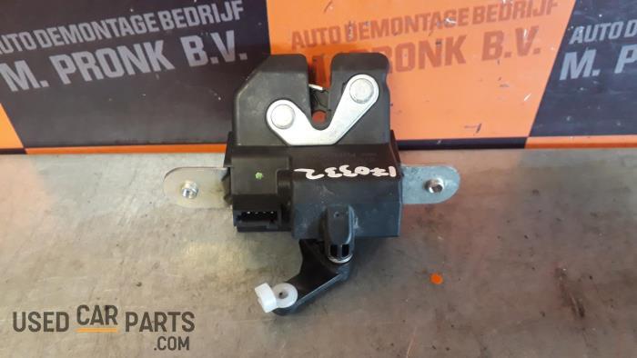 Elektronisch kontaktslot - Ford KA - O39530
