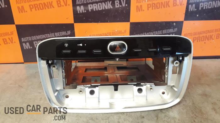 Paniekverlichtings Schakelaar - Fiat Punto Evo - O32415