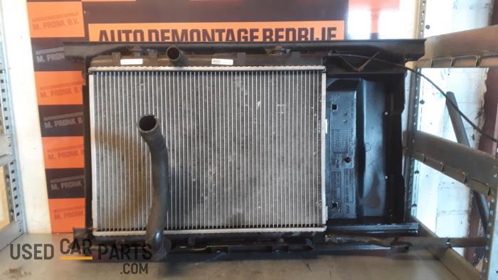 Koelerset - Opel Corsa - O40458