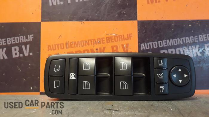 Combischakelaar ramen - Mercedes R-Klasse - O33789
