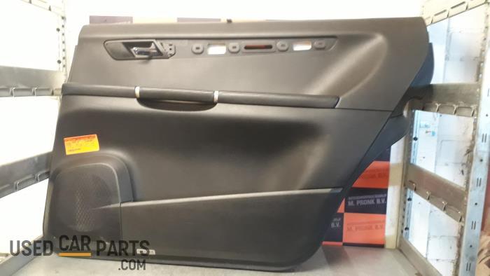 Zijpaneel Bekleding rechts-achter - Mercedes R-Klasse - O25766