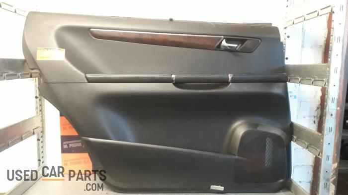 Zijpaneel Bekleding links-achter - Mercedes R-Klasse - O25747