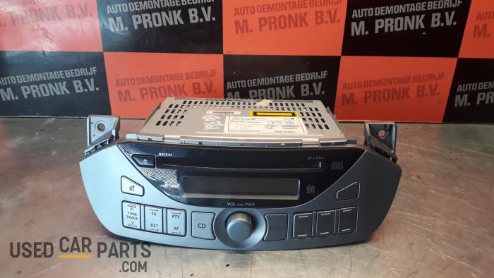 Radio CD Speler - Suzuki Alto - O33959