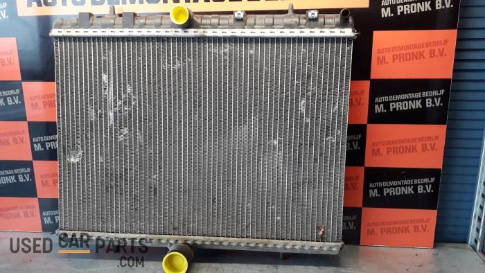 Radiateur - Peugeot Expert - O40389
