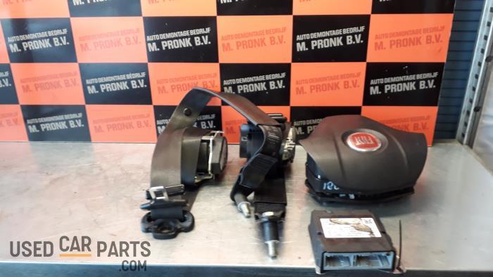 Airbag set - Fiat Doblo - O39412