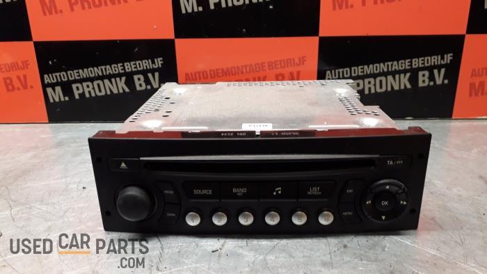 Radio CD Speler - Citroen DS3 - O33922
