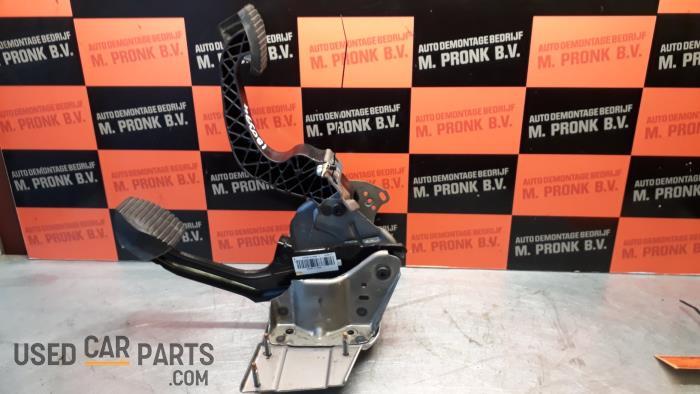 Pedalen Set - Citroen C3 Picasso - O34556