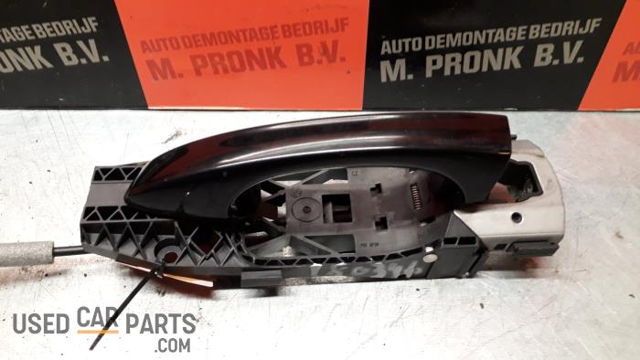 Door handle 2-door, left - Volkswagen Golf - O22607