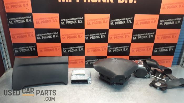 Airbag set - Peugeot 407 - O39415