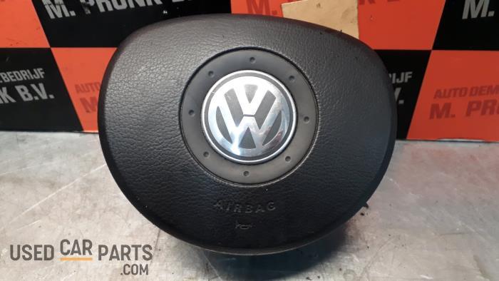 Left airbag (steering wheel) - Volkswagen Touran - O39260